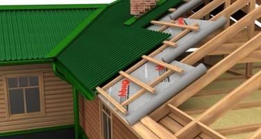 Современные строительные технологии: как утеплить потолок в частном доме?
