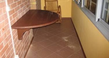 Из чего сделать пол на балконе