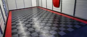 Как сделать пол в гараже