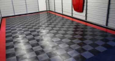 Чем покрыть пол в гараже