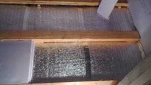 Способ утепления балкона пенофолом