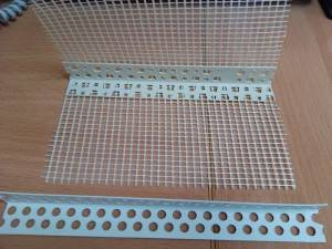 Контрашульц с армированной сеткой
