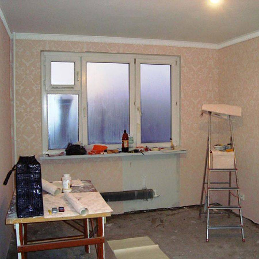Квартира ремонт своими руками 6