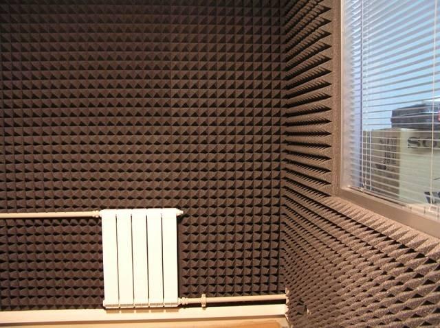 Шумоизоляция стен в квартире
