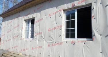 Как проводится утепление стен дома снаружи