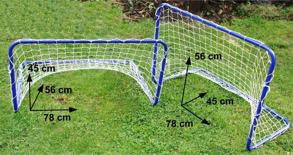 Как соорудить хоккейные ворота своими руками?