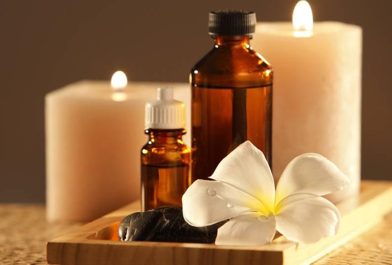 Свечи и эфирные масла