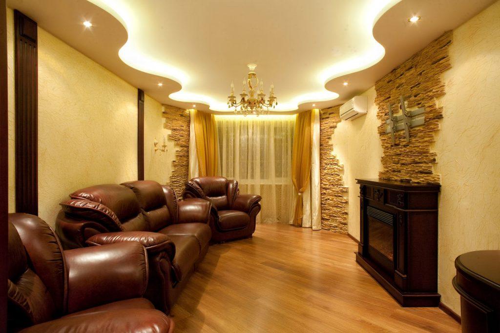 Красивый дизайн комнаты