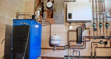 Схемы отопления загородного дома при возведении своими руками
