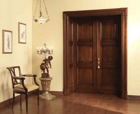 Доборы на межкомнатные двери: установка своими руками