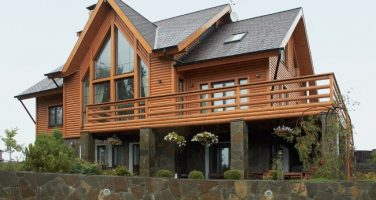 Строительство удивительных деревянных домов