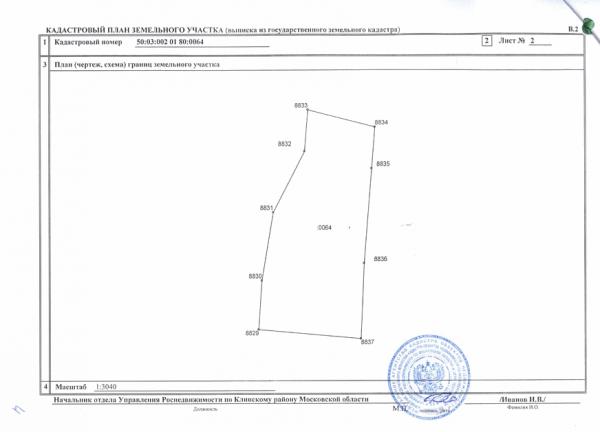 Изображение - Межевой план земельного участка c353c4399b7b3fe8572c1f6a64b34956