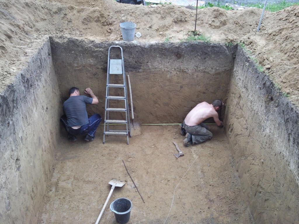 Как построить погреб на даче своими руками поэтапно фото фото 153