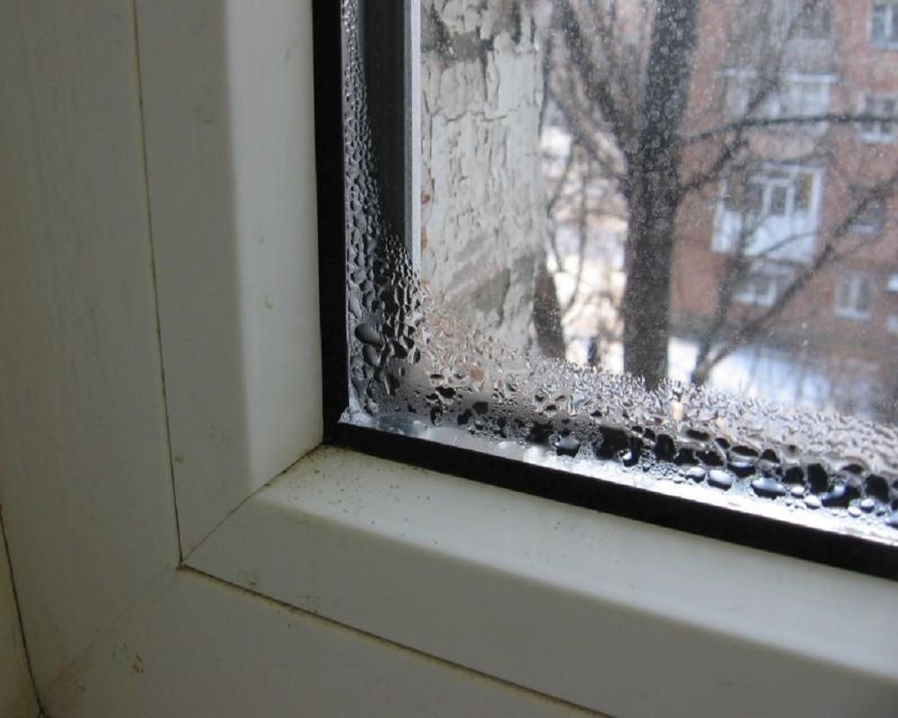 Запотевшие окна в квартире