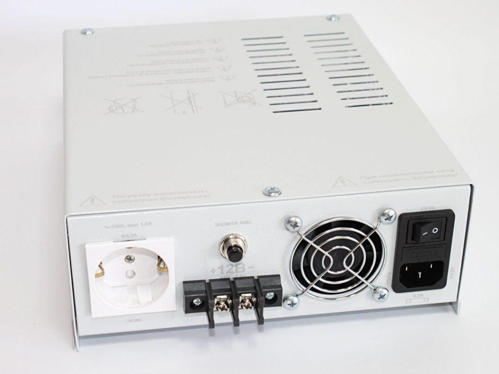 Используется для непрерывного электроснабжения котлов