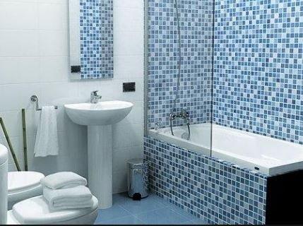 керамическая плитка для ванной комнаты особенности