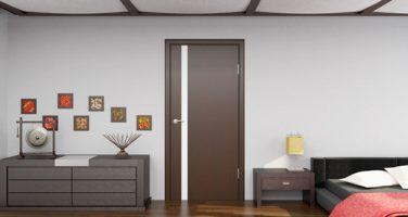 Межкомнатные двери: особенности и виды