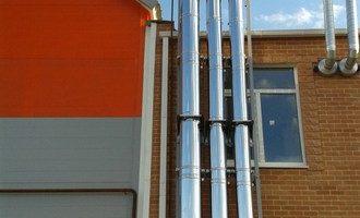 Качественные и надежные дымоходы из нержавеющей стали