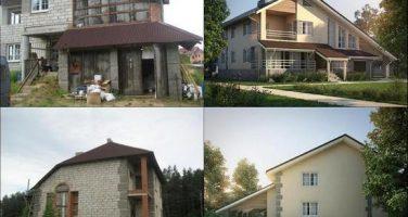 Что предусматривает реконструкция частных строений
