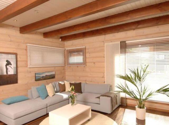 Как сделать потолок в деревянном доме – варианты отделки, инструкции по монтажу